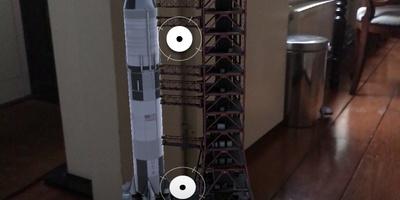 JFK Moonshot  - Speel de maanlanding na in uw woonkamer