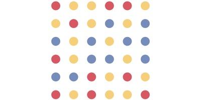 Two Dots - Verbind gelijk gekleurde stippen om ze weg te spelen