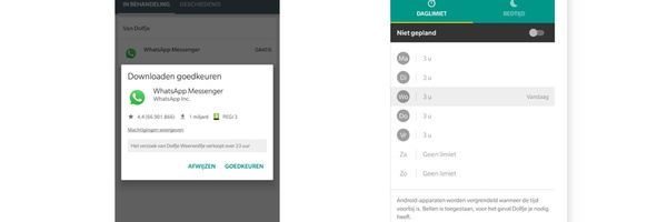 Google Family Link: Ouderlijk toezicht op smartphones