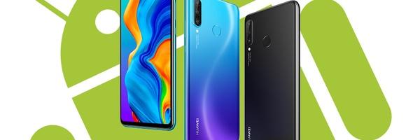 Google's Android verboden op Huawei-smartphones