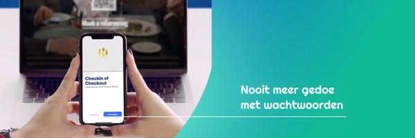 Webshop-wachtwoorden niet meer nodig door PiM-app