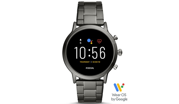 Fossil Carlyle HR: Smartwatch met Snapdragon 3100