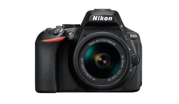 D5600 van Nikon is opvolger met SnapBridge