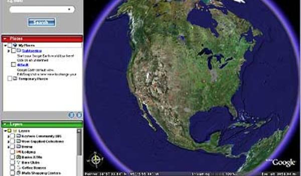 VS gebruiken Google Earth in gevecht tegen vogelgriep
