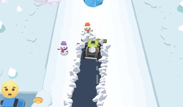 Clean Road - Maak de weg sneeuwvrij