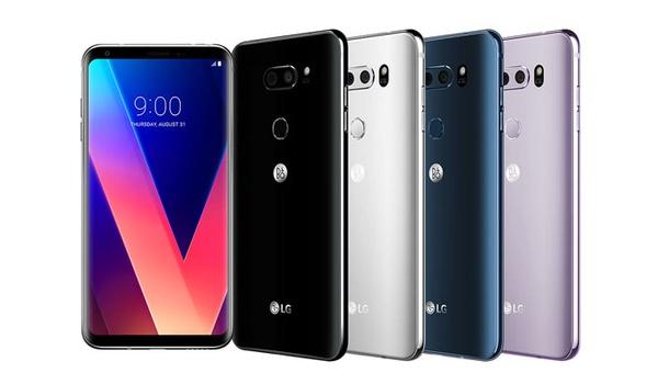 LG V30 volgende maand uit in Nederland