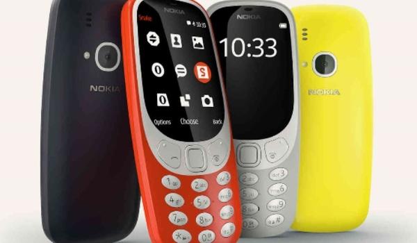 'Nokia werkt aan 3310 met 4G-ondersteuning'