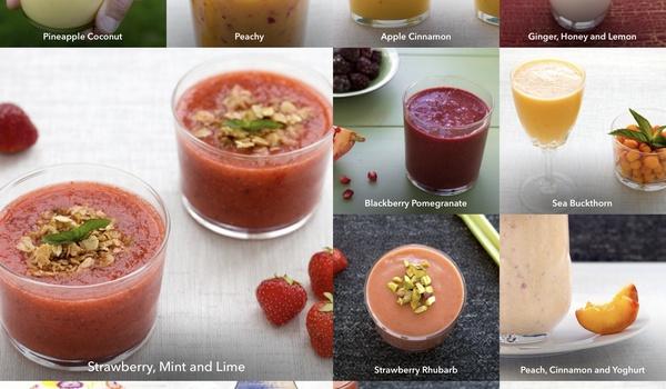 Filibaba Smoothies - De lekkerste en gezondste smoothies in één app