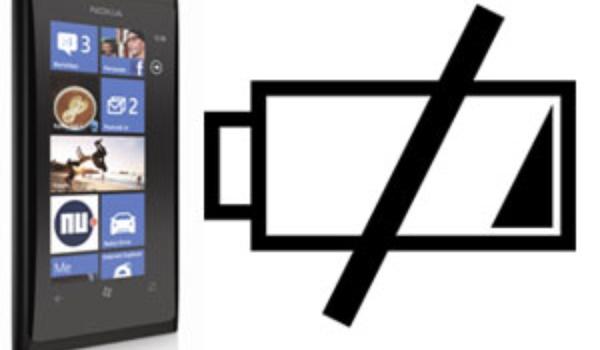 Nokia Lumia 800 accuprobleem [UPDATE]