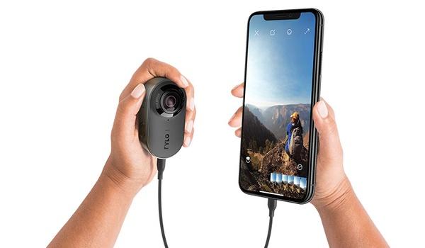 Rylo is een mini-360-graden-camera