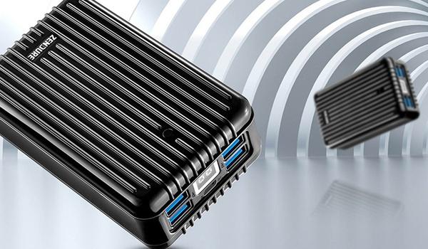 ZenDure SuperTank laadt smartphone acht keer op