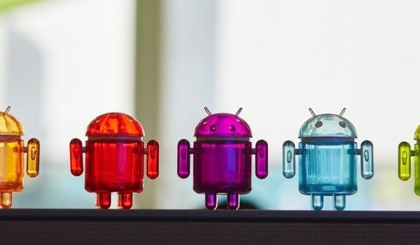 Google start uitrol zoekmachine- en browserkeuze-menu op Android