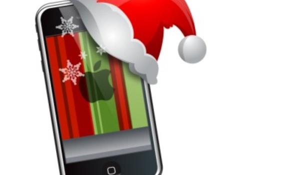 Kerstdiner? Smartphone aan!