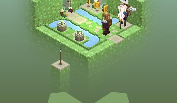 Tiny Tomb - Dolen door de tombes