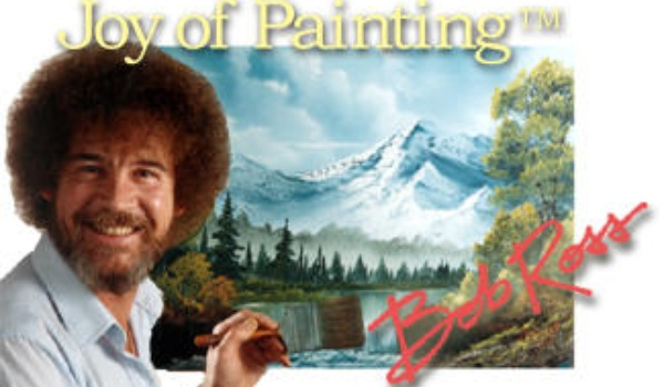 Schilder Bob Ross onderwerp van nieuwe game