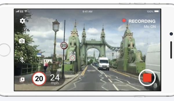 Navmii AI Dashcam - Verander je smartphone in een intelligente dashcam