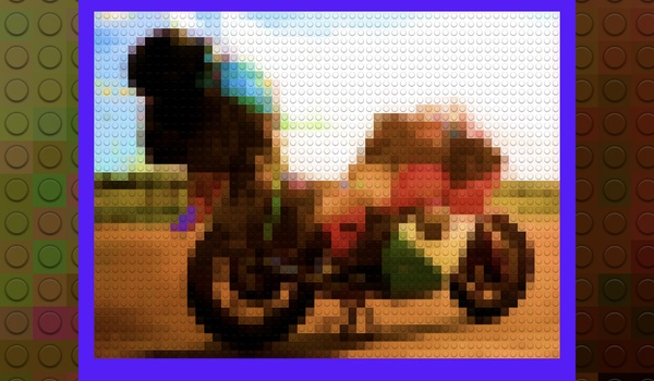Bricks - Maak bewegende of stilstaande Lego-tableaus