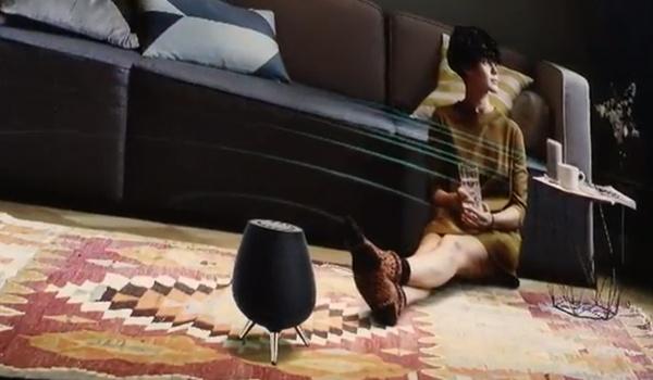 Slimme speaker van Samsung heet Galaxy Home