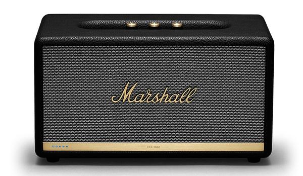 Marshall Stanmore II Voice: Slimme speaker in klassiek jasje