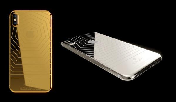Ontwerpers creëren peperdure iPhone X