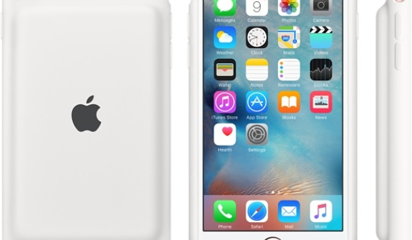 Apple maakt eigen iPhone-hoesje met ingebouwde accu