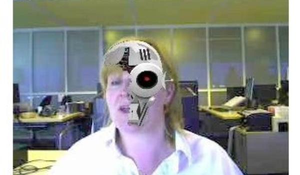 Nieuw op het VideoBlog: webcam vól effecten