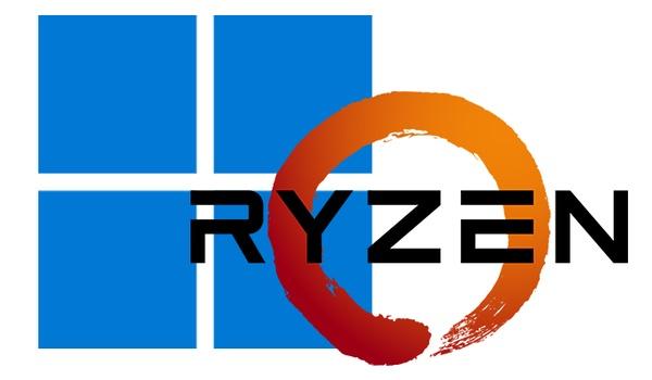 Windows 11 vertraagt AMD-processors, patches onderweg