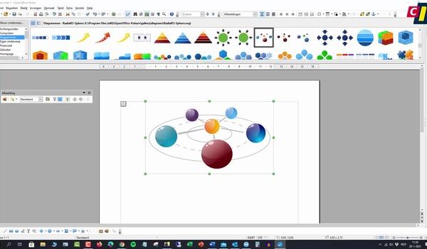 OpenOffice: Galerij