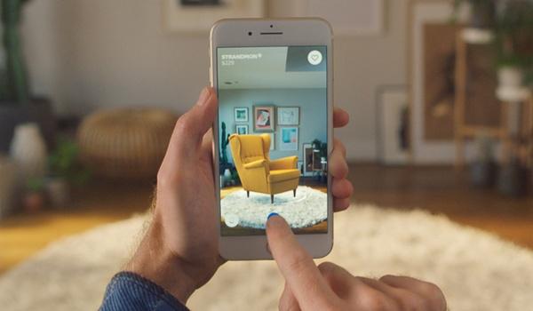 Richt je huis virtueel in met AR-app IKEA Place