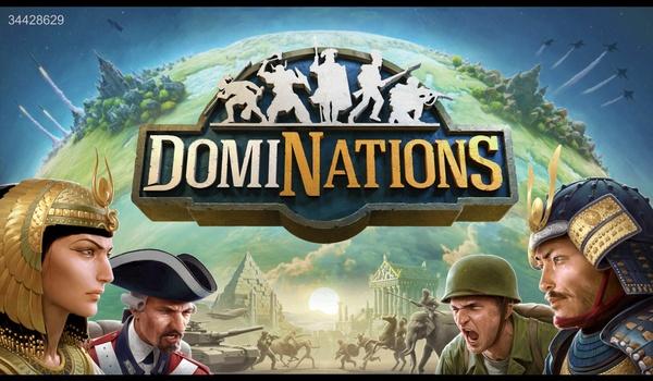 DomiNations - Sticht je eigen wereldrijk