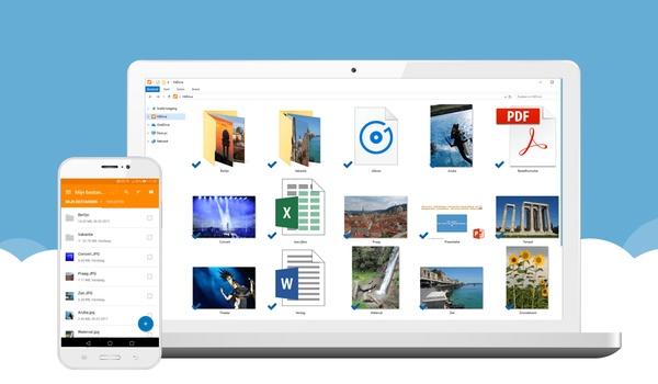 HiDrive: altijd en overal toegang tot je bestanden