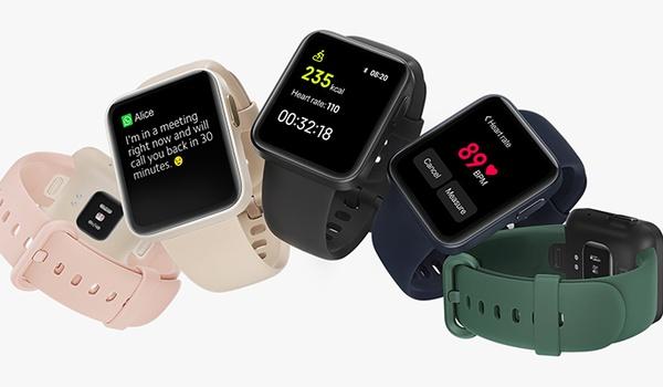 Mi Watch Lite is betaalbare en waterdichte smartwatch