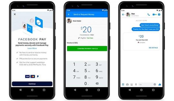 Betaaldienst Facebook Pay kijkt mee met al je aankopen