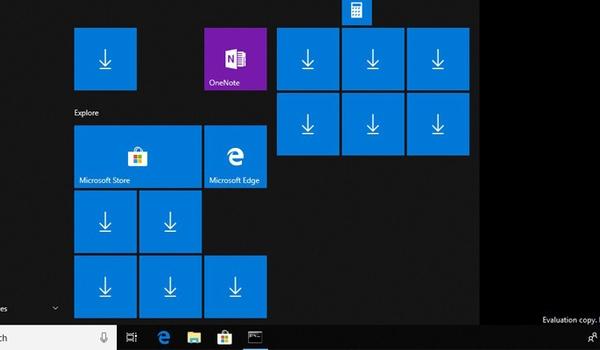 Afgeslankte Windows 10 Lean duikt op