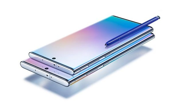 Samsung presenteert Galaxy Note 10 (Plus)