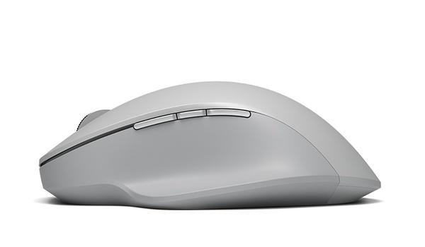 Microsoft kiest voor knoppen met Surface Precision-muis