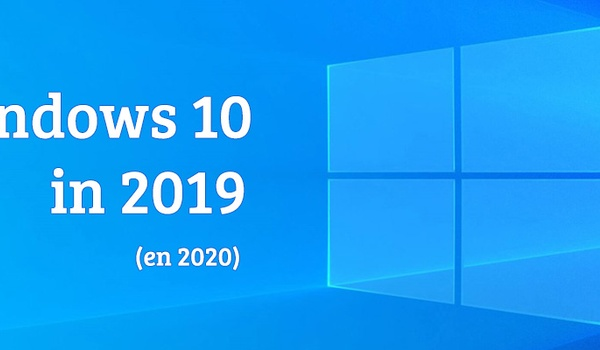 Windows 10 in 2019: Microsoft neemt gas terug