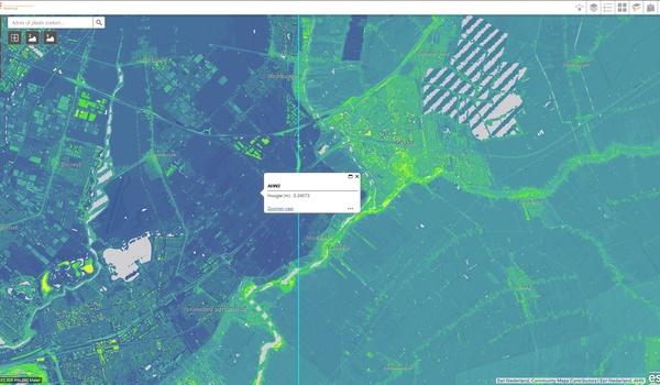 AHN -  Een zeer gedetailleerde hoogtekaart van ons land