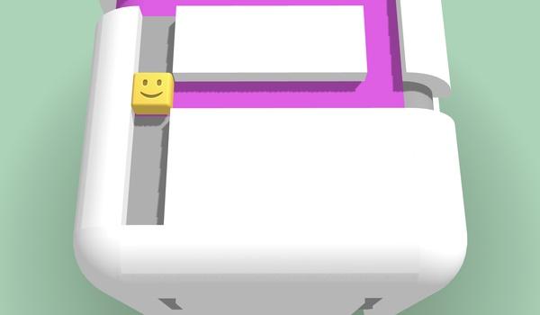 Paint the Cube - Een precies schilderwerkje