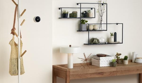 Energie besparen met de Google Nest Learning Thermostat