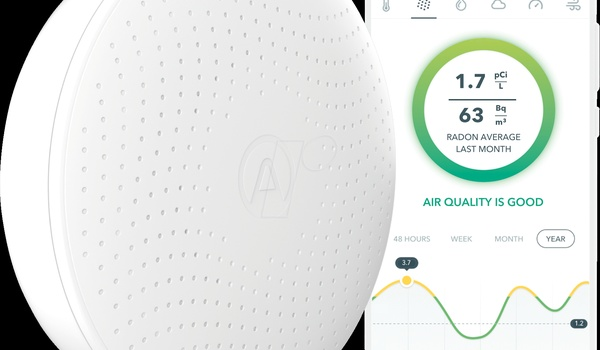 Review: AirThings Wave Plus