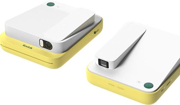 Kodak brengt Smile Classic Instant Print-camera uit