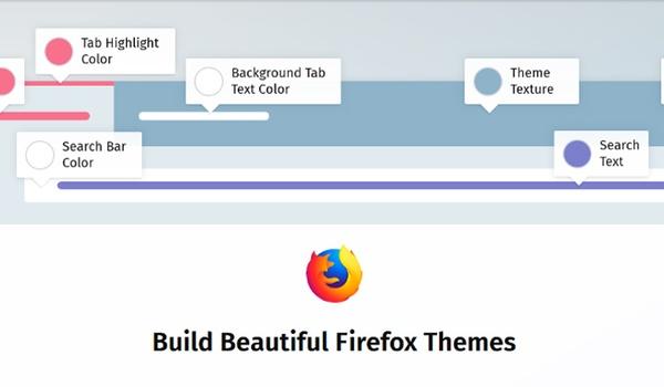 Nieuw likje verf voor Firefox met Color-extensie