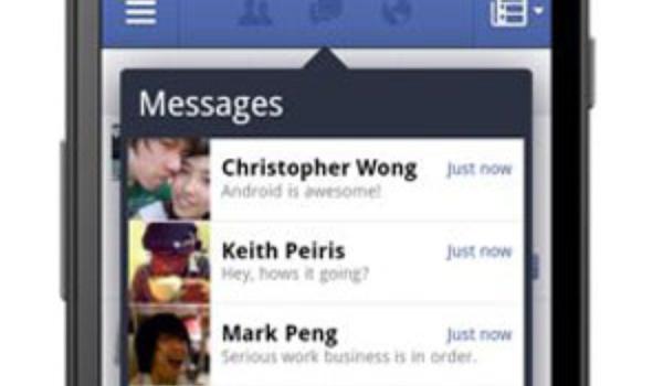 Facebook app for Android update nu te downloaden