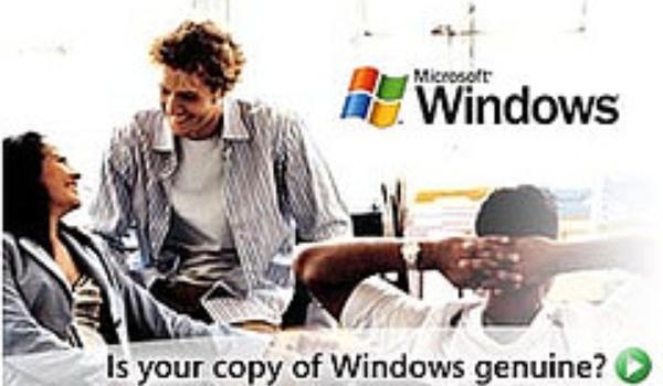Microsoft verwijdert WGA 'terugbel'-component