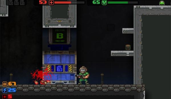 MiniDoom - Een hommage aan Doom