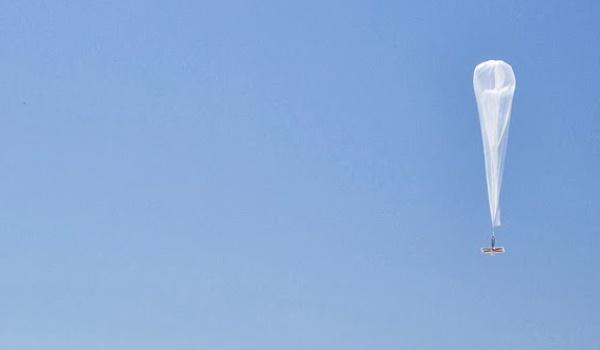 'Twintig internetballonnen per dag de lucht in'