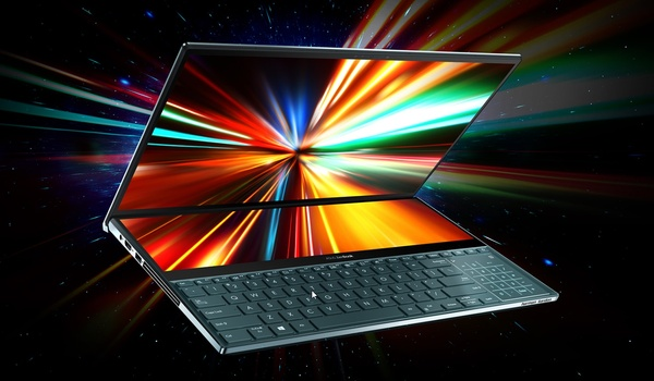 Eye Candy - ASUS ZenBook OLED