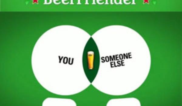 Heineken BeerFriender-app online