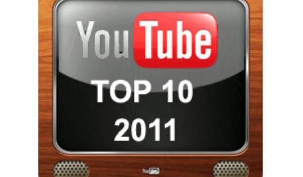 YouTube top 10 2011